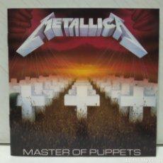 CDs de Música: METALLICA - MÁSTER OF PUPPETS CD 1989 ( 1986 ) ED ALEMANA. Lote 206215410