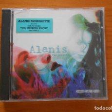 CDs de Música: CD ALANIS MORISSETTE - JAGGED LITTLE PILL - LEER DESCRIPCION (GÑ). Lote 206232892