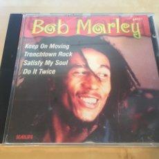 CDs de Música: BOB MARLEY - KEEP ON MOVING - CD ALBUM MUY DIFÍCIL DE ENCONTRAR. Lote 206236436