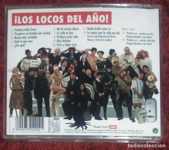 CDs de Música: PIMPINELA (ESTAMOS TODOS LOCOS!) CD 2011 - Foto 2 - 206242230