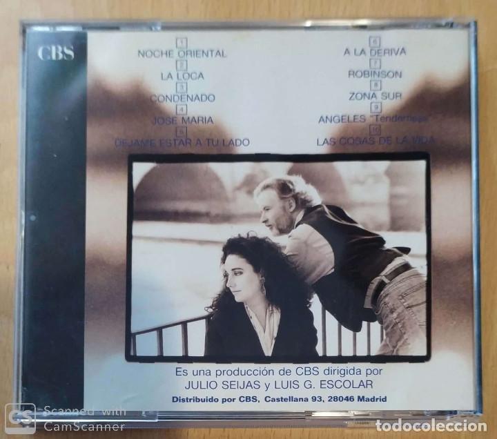 CDs de Música: SERGIO Y ESTIBALIZ (DE PAR EN PAR) CD 1989 - Foto 2 - 206243371