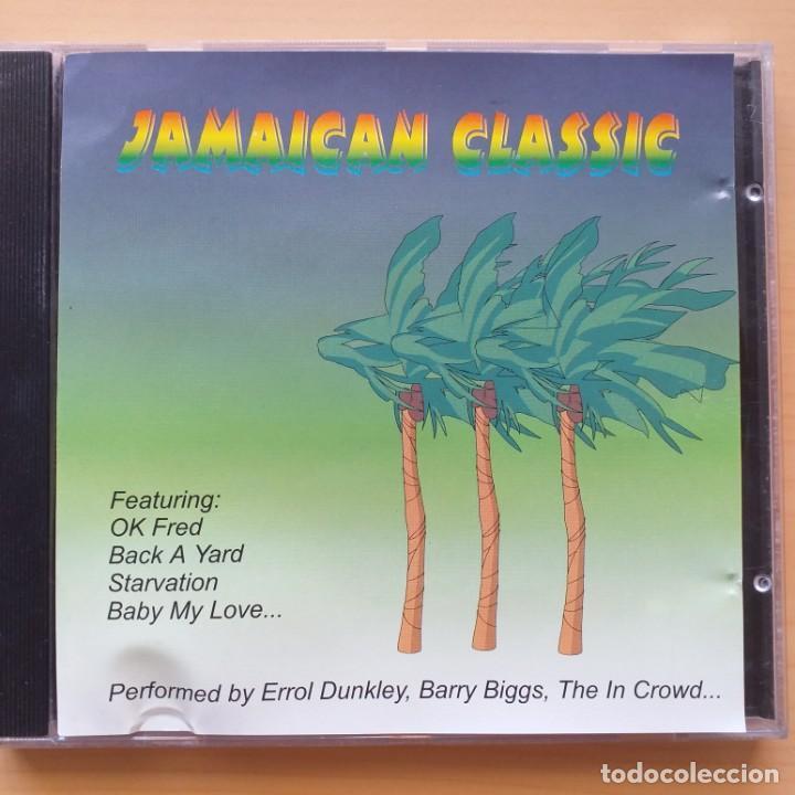 JAMAICAN CLASSIC MUSIC GLOBE RECORDS (CD) 1998 (Música - CD's Reggae)