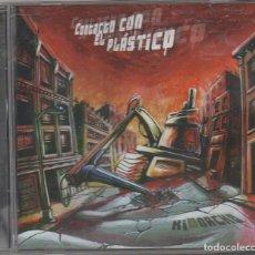 CDs de Música: KID NACHO - CONTACTO CON EL PLASTICO / CD ALBUM DEL 2005 / MUY BUEN ESTADO RF-5908. Lote 206280475