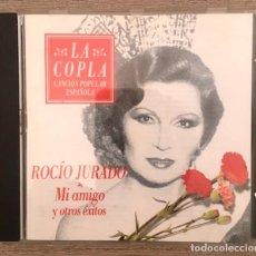 CDs de Música: ROCÍO JURADO - MI AMIGO. Lote 206282210