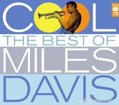 MILES DAVIS – COOL (THE BEST OF MILES DAVIS) - 2 CDS - OFERTA 3X2 - NUEVO Y PRECINTADO (Música - CD's Jazz, Blues, Soul y Gospel)