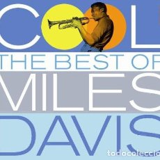 CDs de Música: MILES DAVIS ‎– COOL (THE BEST OF MILES DAVIS) - 2 CDS - OFERTA 3X2 - NUEVO Y PRECINTADO. Lote 206282731