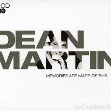 CDs de Música: DEAN MARTIN - MEMORIES ARE MADE OF THIS - 2 CDS - OFERTA 3X2 - NUEVO Y PRECINTADO. Lote 206283057