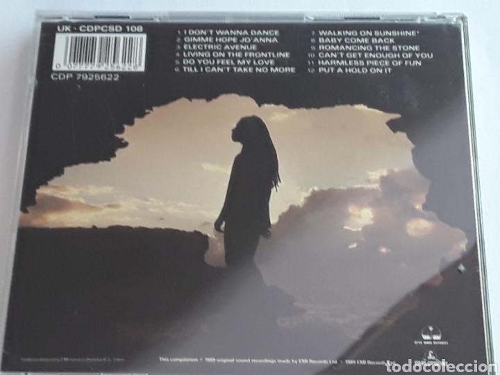 CDs de Música: Eddy Grant / Walking on Sunshine , the very best of Eddy Grant / cd original - Foto 2 - 206314843