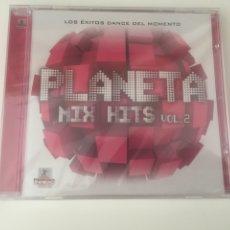 CDs de Música: PLANETA MIX HITS VOL 2 PRECINTADO - AKCENT DJ PROJECT RAMADA VICTOR ARK CLUBHUNTER DEE DEE LEYA. Lote 206319286