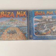 CDs de Música: LOTE - IBIZA MIX 97 + 98 - 4CD - VENGABOYS 2EIVISSA SASH CAFE DEL MAR LATINO TARZAN BOY HAPPY WORLD. Lote 206320621