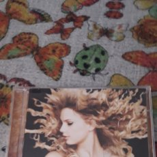 CDs de Música: PACK VD + DVD. TAYLOR SWIFT. FEARLESS. PLATINUM EDITION. 2009. RARO. Lote 206325533