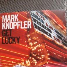 CDs de Música: MARK KNOPFLER. GET LUCKY. ED. ESPECIAL CD+DVD. Lote 206338563
