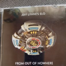 CDs de Música: ELO.JEFF LYNE'S. FROM OUT OF NOWHERE. Lote 206339015