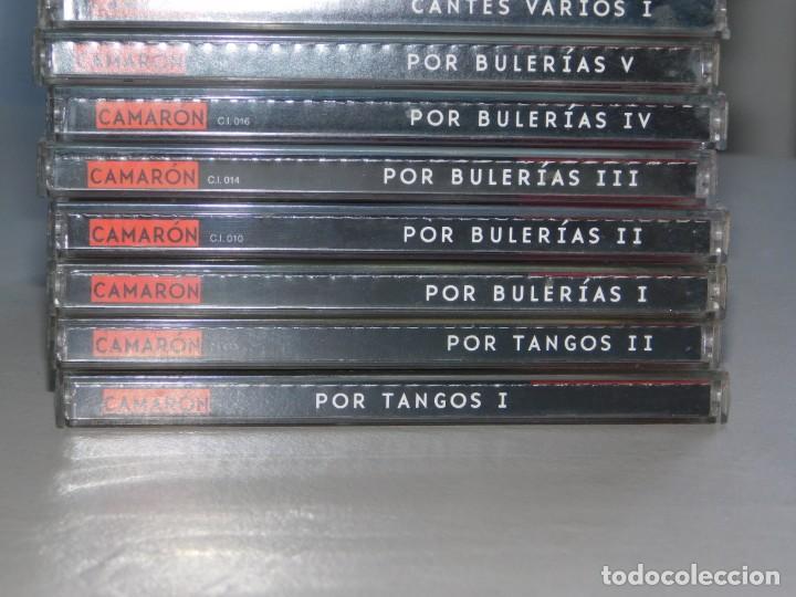 CDs de Música: LOTE DE 21 CDS DE CAMARON. ED. ALTAYA Y UNIVERSAL MUSIC SPAIN. INF. 5 FOTOS DESCRIPTIVAS - Foto 2 - 206338156