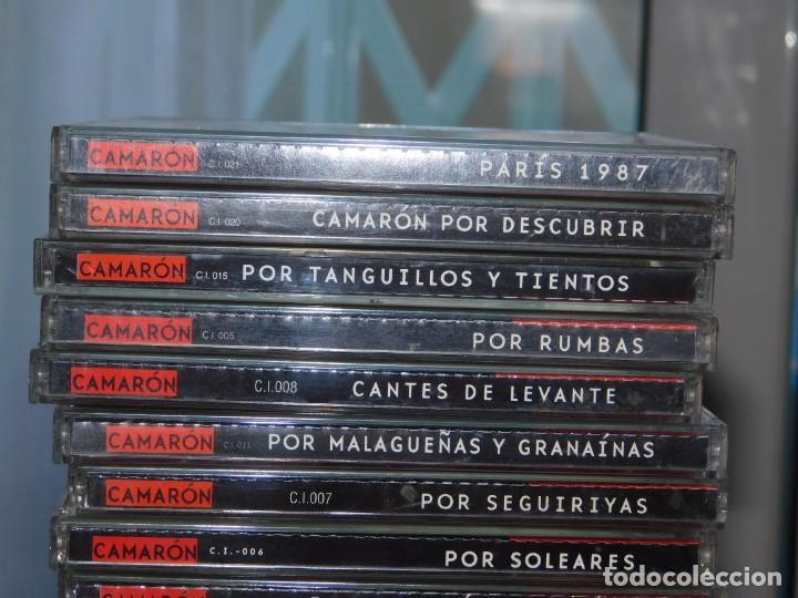 CDs de Música: LOTE DE 21 CDS DE CAMARON. ED. ALTAYA Y UNIVERSAL MUSIC SPAIN. INF. 5 FOTOS DESCRIPTIVAS - Foto 4 - 206338156