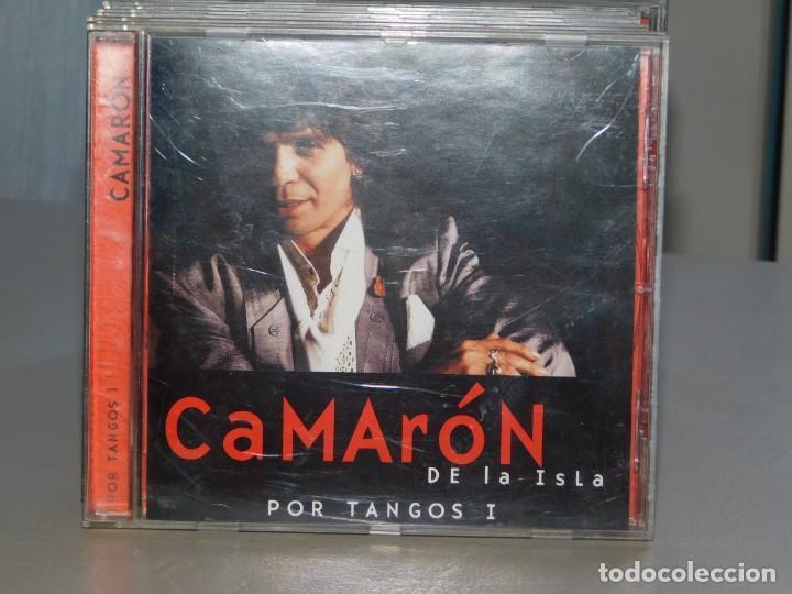 CDs de Música: LOTE DE 21 CDS DE CAMARON. ED. ALTAYA Y UNIVERSAL MUSIC SPAIN. INF. 5 FOTOS DESCRIPTIVAS - Foto 5 - 206338156