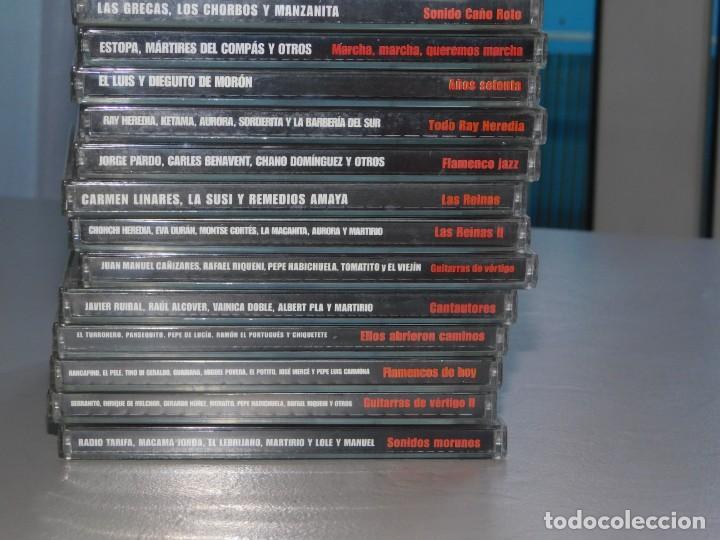 CDs de Música: LOTE DE 36 CDS AUTORES VARIOS *NUEVO FLAMENCO* ED. ALTAYA /SONY MUSIC. INF. 5 FOTOS DESCRIPTIVAS - Foto 2 - 206361187