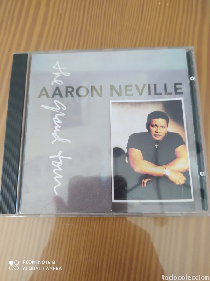 CD MUSICA AARON NEVILLE (Música - CD's Jazz, Blues, Soul y Gospel)