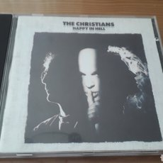 "CDs de Música: CD MUSICA THE CHRISTIANS ""HAPPY IN HELL"". Lote 206364417"