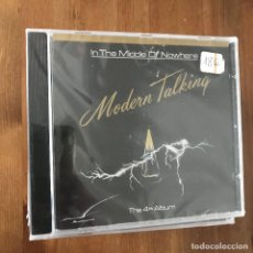 CDs de Música: MODERN TALKING - IN THE MIDDLE OF NOWHERE - THE 4TH ALBUM (1986) - CD HANSA NUEVO. Lote 206367957