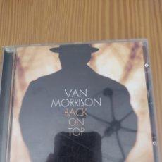 CDs de Música: CD MUSICA VAN MORRISON. Lote 206371662