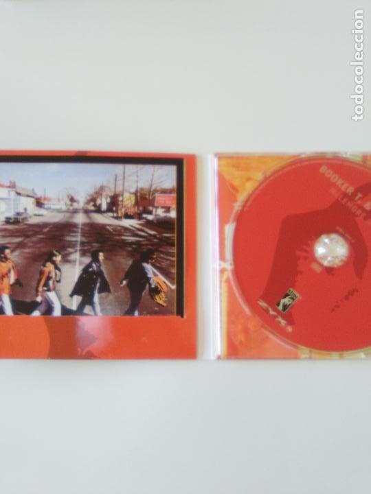 CDs de Música: BOOKER T & THE MGS McLemore Avenue ( 1970 STAX 2004 ) EXCELENTE ESTADO - Foto 3 - 206372913