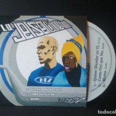 CDs de Música: LA JET SET CONEXION QUIERO MANDAR EN TI PROMO CD-SINGLE 1+2. Lote 206374761