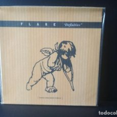CDs de Música: FLARE DEFINITIVE CD MAXI 3 TRACK 2001 PEPETO. Lote 206381197