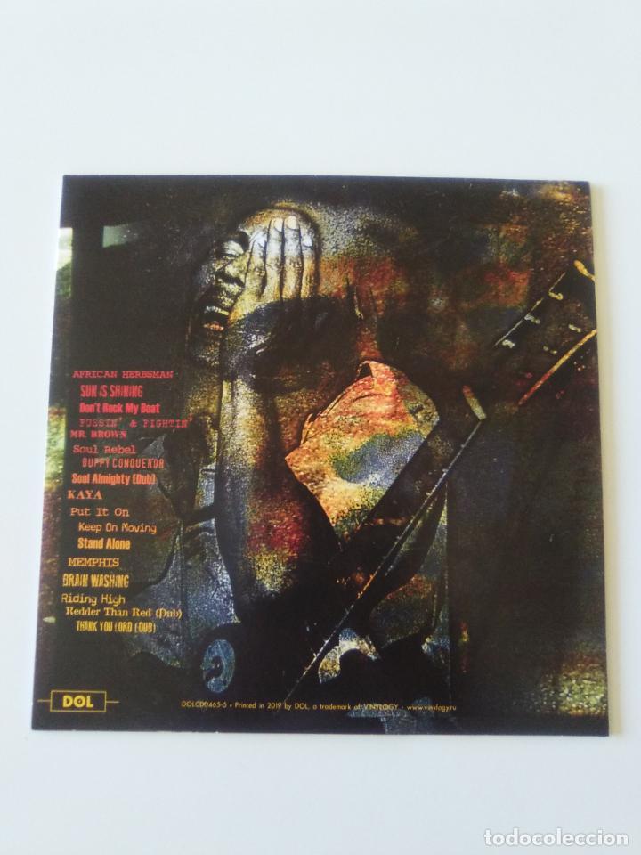 CDs de Música: BOB MARLEY & THE WAILERS The Lee Scratch Perry Masters ( 2019 DOL ) FUNDA CARTON REPLICA DISCO - Foto 2 - 206382208