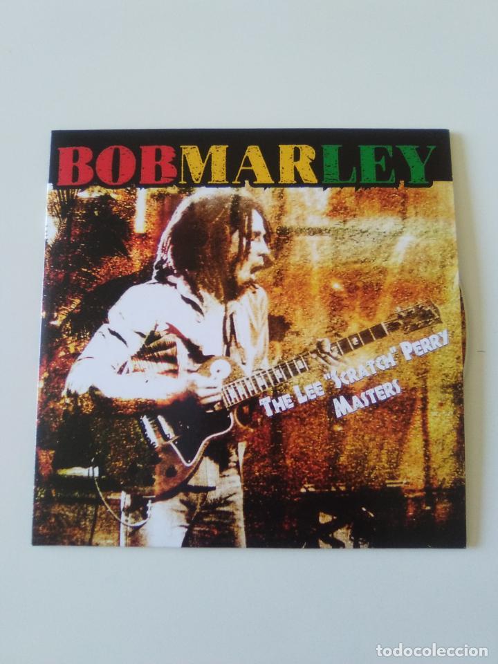 BOB MARLEY & THE WAILERS THE LEE SCRATCH PERRY MASTERS ( 2019 DOL ) FUNDA CARTON REPLICA DISCO (Música - CD's Reggae)