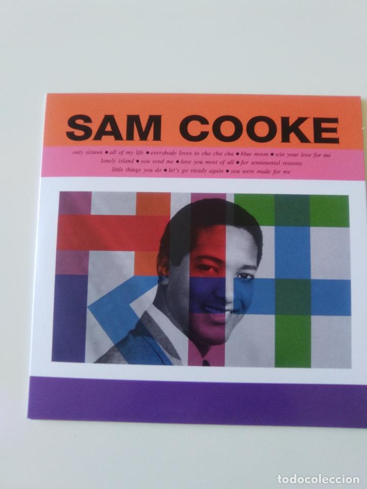 SAM COOKE HIT KIT ( 1960 DOL 2019 ) FUNDA CARTON REPLICA DISCO ORIGINAL (Música - CD's Jazz, Blues, Soul y Gospel)