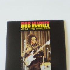 CDs de Música: BOB MARLEY & THE WAILERS RASTA REVOLUTION ( 2019 DOL ) FUNDA CARTON REPLICA DISCO ORIGINAL. Lote 206382798