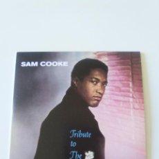 CDs de Música: SAM COOKE TRIBUTE TO THE LADY ( 1959 DOL 2019 ) FUNDA CARTON REPLICA DISCO ORIGINAL. Lote 206383578