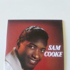 CDs de Música: SAM COOKE SONGS BY SAM COOKE ( 1958 DOL 2019 ) FUNDA CARTON REPLICA DISCO ORIGINAL. Lote 206383721