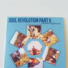 CDs de Música: BOB MARLEY & THE WAILERS SOUL REVOLUTION PART II ( 2019 DOL ) FUNDA CARTON REPLICA DISCO ORIGINAL. Lote 206384060