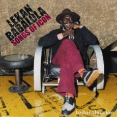 CDs de Música: LEKAN BABALOLA – SONGS OF ICON - OFERTA 3X2 - NUEVO Y PRECINTADO. Lote 206385791