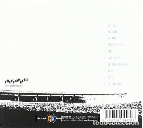 CDs de Música: Ta Ta For Now - Seconda prattica - OFERTA 3X2 - NUEVO Y PRECINTADO - Foto 2 - 206387251