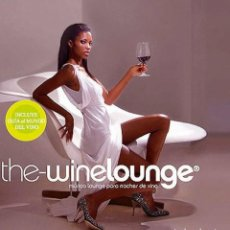 CDs de Música: THE WINELOUNGE - JUAN BELDA & CO.. Lote 206387453