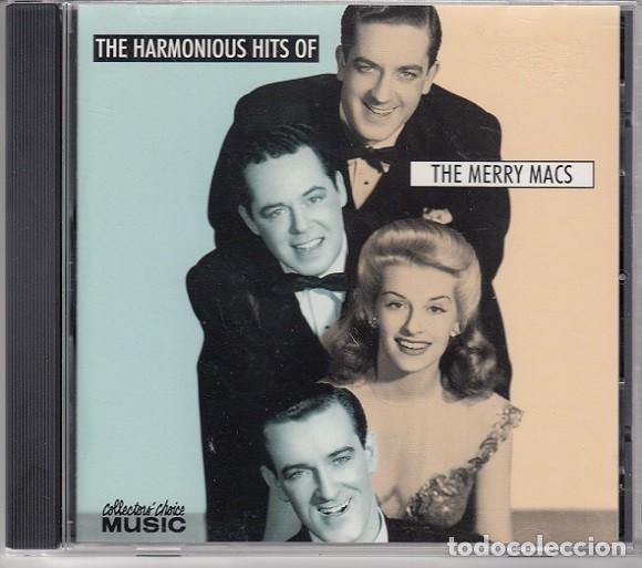 THE MERRY MACS - THE HARMONIUS HITS OF THE MERRY MACS - CD - SWING GRUPO VOCAL (Música - CD's Jazz, Blues, Soul y Gospel)