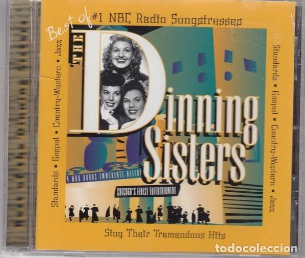 THE DINNING SISTERS - THE BEST OF THE DINNING SISTERS - CD - SWING GRUPO VOCAL - TIPO ANDREW SISTERS (Música - CD's Jazz, Blues, Soul y Gospel)