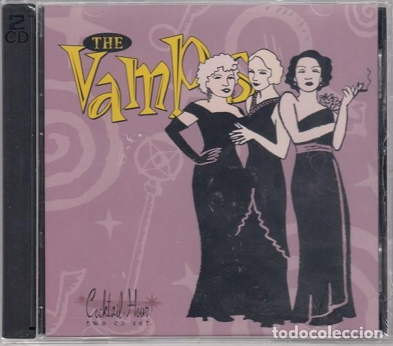 THE VAMPS - DOBLE CD NUEVO PRECINTADO JUDY GARLAND BETTY GRABLE ANITA O'DAY PEGGY LEE JOAN CRAWFORD (Música - CD's Jazz, Blues, Soul y Gospel)