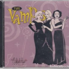 CDs de Música: THE VAMPS - DOBLE CD NUEVO PRECINTADO JUDY GARLAND BETTY GRABLE ANITA O'DAY PEGGY LEE JOAN CRAWFORD. Lote 206389782