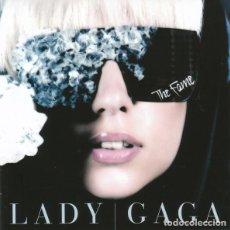 CDs de Música: CD LADY GAGA THE FAME ALBUM PRECINTADO AQUITIENESLOQUEBUSCA ALMERIA. Lote 206390796