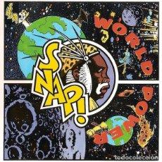 CDs de Música: CD SNAP ! WORLD POWER ALBUM PRECINTADO AQUITIENESLOQUEBUSCA ALMERIA. Lote 206391532