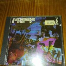 CDs de Música: CD MUSICA COMPILACION ATLANTIC RHYTHM AND BLUES 1947-1974. Lote 206394908