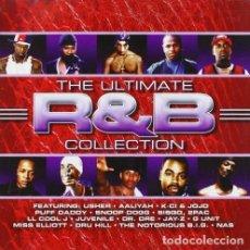CDs de Música: THE ULTIMATE R & B COLLECTION - 2 CDS - OFERTA 3X2 - NUEVO Y PRECINTADO. Lote 206395663