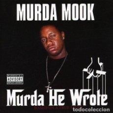 CDs de Música: MURDA MOOK – MURDA HE WROTE - OFERTA 3X2 - NUEVO Y PRECINTADO. Lote 206396713