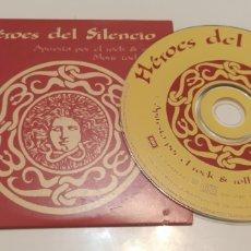 CDs de Música: CD SINGLE CARTON HEROES DEL SILENCIO MORIR TODAVIA/APUESTA POR EL ROCK AND ROLL. Lote 206408651