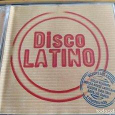 CDs de Música: DISCO LATINO (CD, COMP, MIXED) (BLANCO Y NEGRO) (D:NM/C:VG+). Lote 206411936