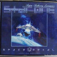 CDs de Música: ARJEN ANTHONY LUCASSEN'S STAR ONE - SPACE METAL (CD, ALBUM + CD + LTD, DIG) (INSIDE OUT) (D:NM/C:NM). Lote 206412412